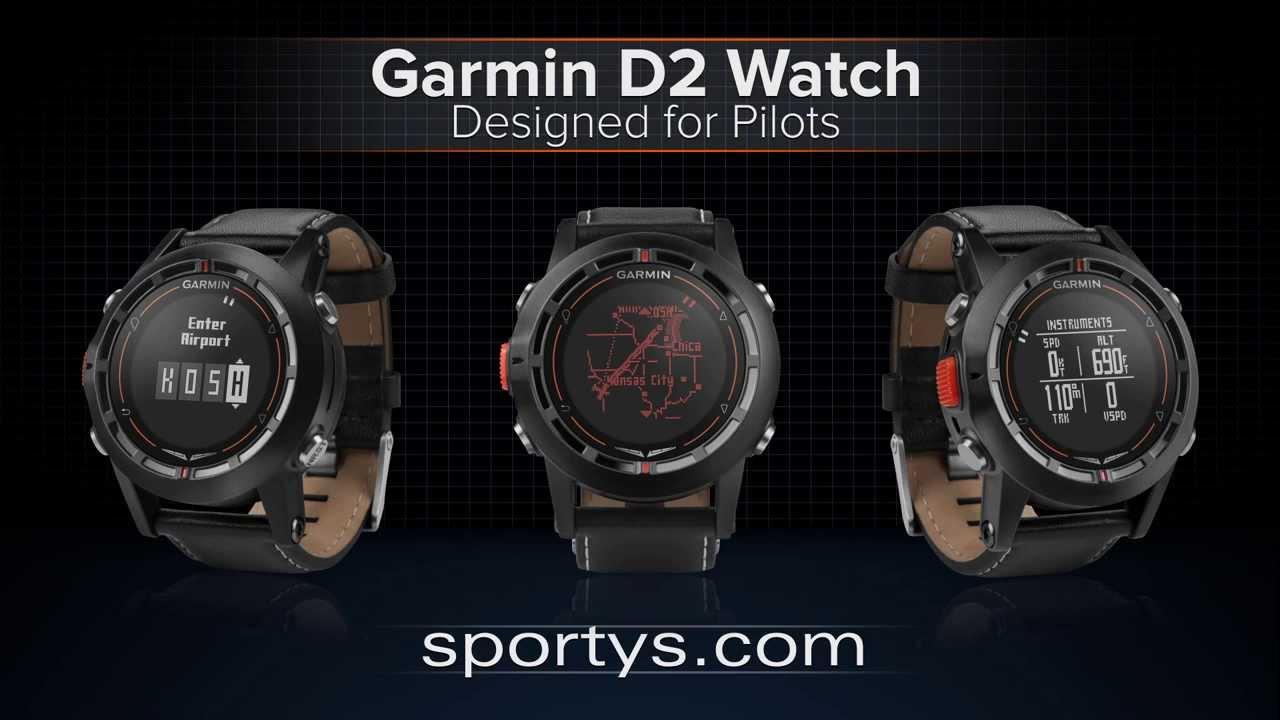 garmin d2 pilot watch manual