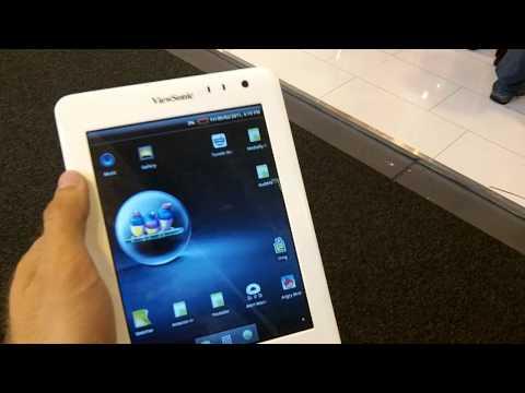 Viewsonic ViewPad 7e Hands On