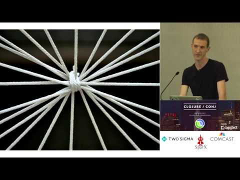 Onyx: Distributed Computing for Clojure - Michael Drogalis