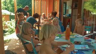 Camping Huttopia Royat   Visite Virtuelle en Auvergne