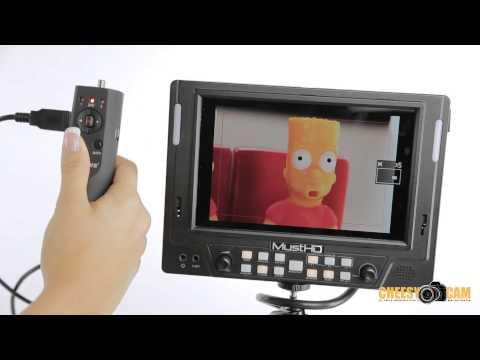 Aputure V-Grip VG-1 USB Follow Focus Video Remote Handle