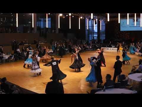 Saxonian Dance Classics 2017, Dresden, WDSF Sen 2, Standard, 1\4Final