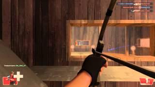 Team fortress 2 игра за снайпера с луком