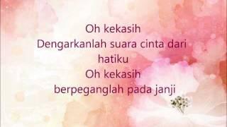 mega-suara cinta (lyric)