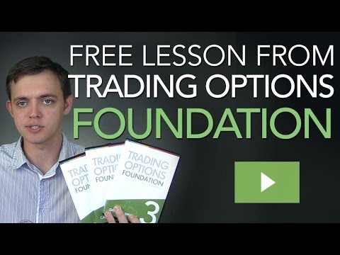 Options trading lessons free