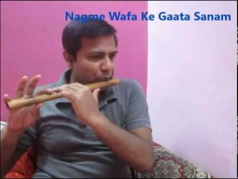 Mere Mehboob Qayamat Hogi - Flute