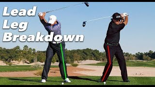 Left Knee Movement in Golf Swing for TWICE the Consistency!