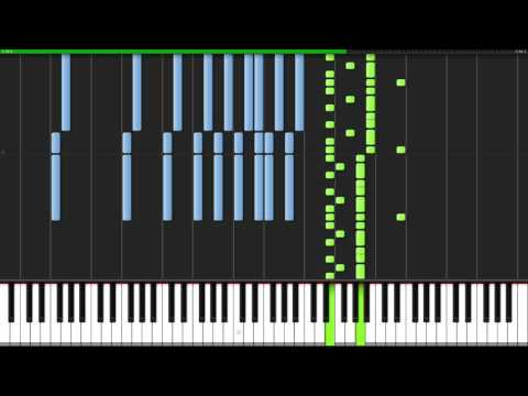 No Time for Caution - Interstellar [Piano Duet] (Synthesia)