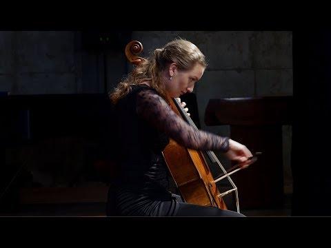 Bach - Cello Suite No. 2 in D Minor BWV 1008, Prelude; Eva Lymenstull 4K UHD