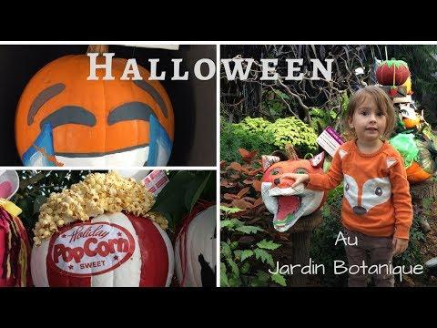 L'Halloween Au Jardin Botanique De Montréal | Le Grand Bal Des Citrouilles