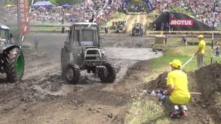 "XIV гонки на тракторах «Бизон-Трек-Шоу 2016» Этап ""Силосная яма"""