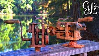 TinSmiths Mystery Tool Restoration
