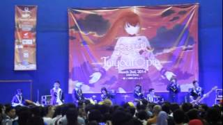 Repeat youtube video 03 - AKIBA STREET OST.Mojako - If My Lover Was An Alien ~ @Japan Culture Daisuki ~