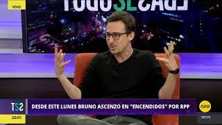 Todo Se Sabe │Entrevista a Bruno Ascenso