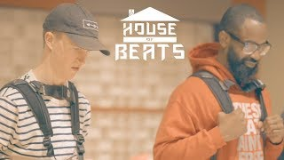 "🏡House Of Beats 🎶Challenge - 808 ""Low End Theory"" Episode 4"