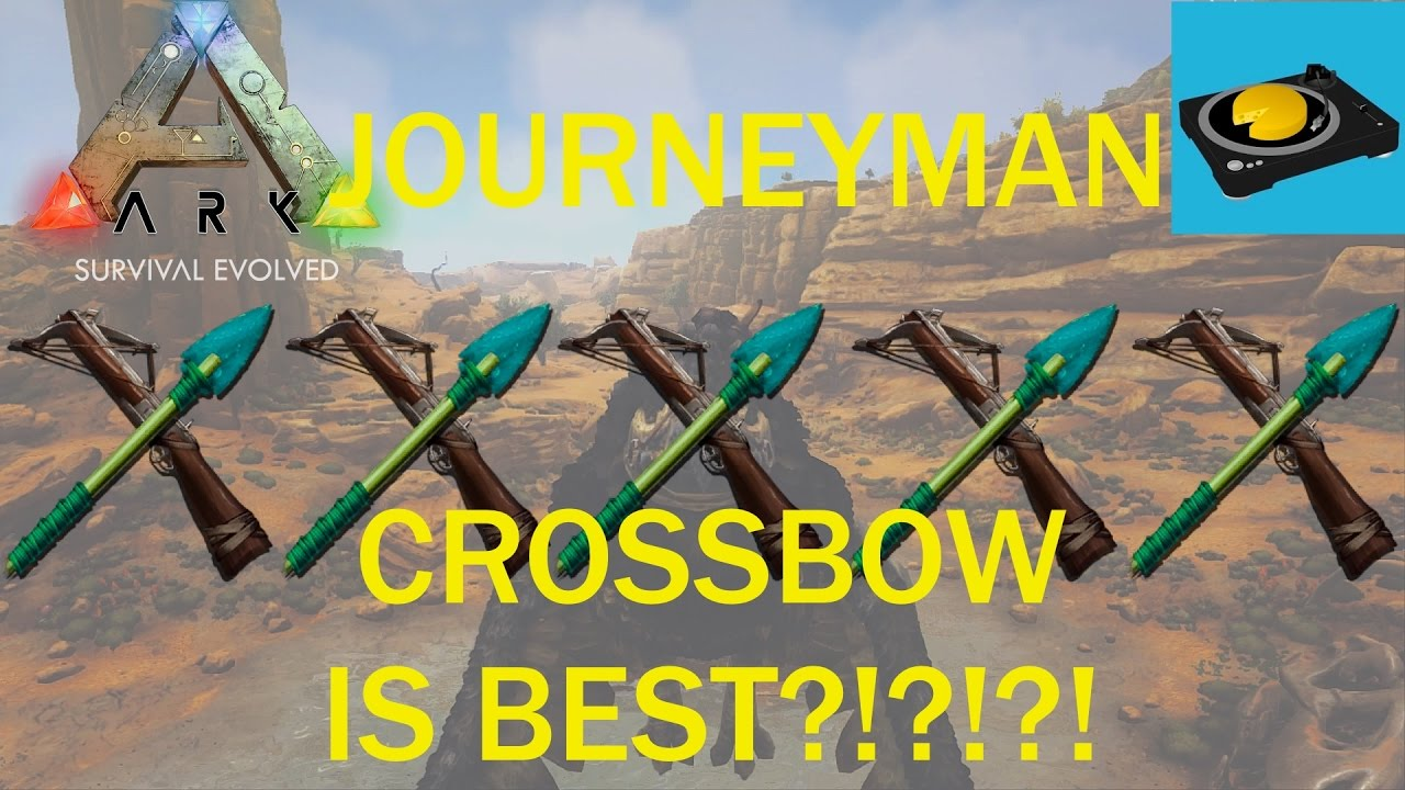 The journeyman crossbow is the best crossbow quality vs torpor the journeyman crossbow is the best crossbow quality vs torpor damage malvernweather Images
