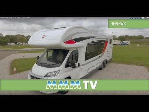 MMM TV motorhome review: Bürstner Argos A 747–2 G
