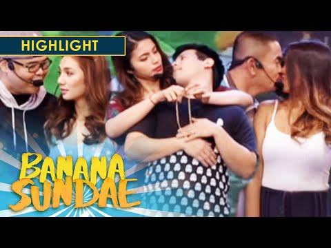 Banana Sundae: Hokage moves