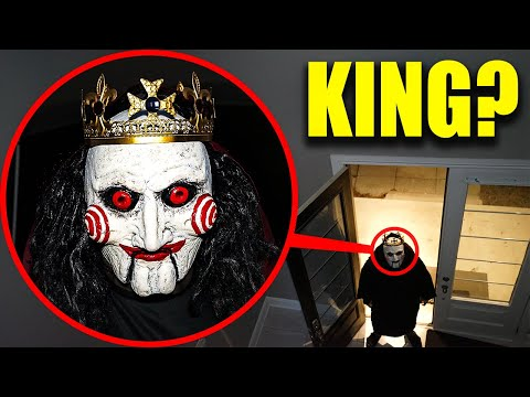 THE CLOWN KING SENT JIGSAW TO COLLECT THE CROWN!! (WE LOST HIS GAME!)