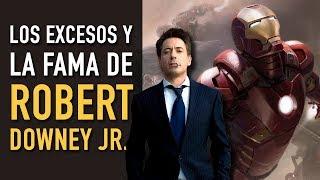 Los excesos y la fama: La vida de Robert Downey Jr. #CaminoaAvengersEndgame