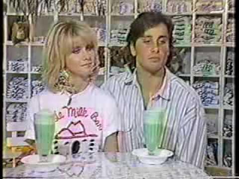 Download Olivia Newton-John and Matt Lattanzi Entertainment This Week 1985