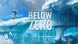 ITS SO GOOD TO BE BACK | Subnautica - Below Zero | Early Access | Part 1
