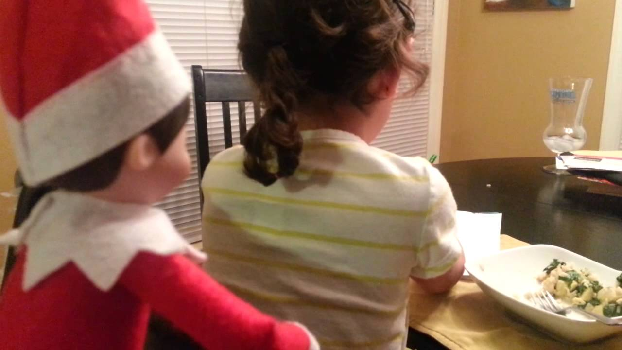 Elf on the shelf - 3 2