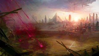 Смотреть Planetfall: Kerrigan Begins Zerg Invasion on Korhal (Starcraft 2: Heart of the Swarm) онлайн