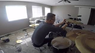 The Amity Affliction - All F***ed Up - Drum Cover