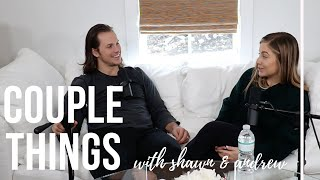 distance | couple things with shawn and andrew