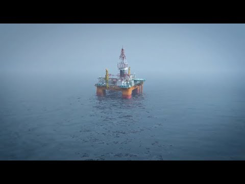 China's First Ultra-deepwater Natural Gas Exploitation Proje