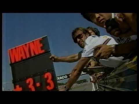 1986 Wayne Gardner Lone Rider