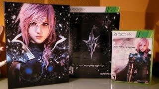 Lightning Returns Final Fantasy XIII Collector Edition [Unboxing]