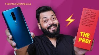 OnePlus 7T Pro Unboxing And First Impressions ⚡ ⚡ ⚡ Dil Mange More