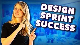 How We GUARANTEE Design Sprint Success (2019)