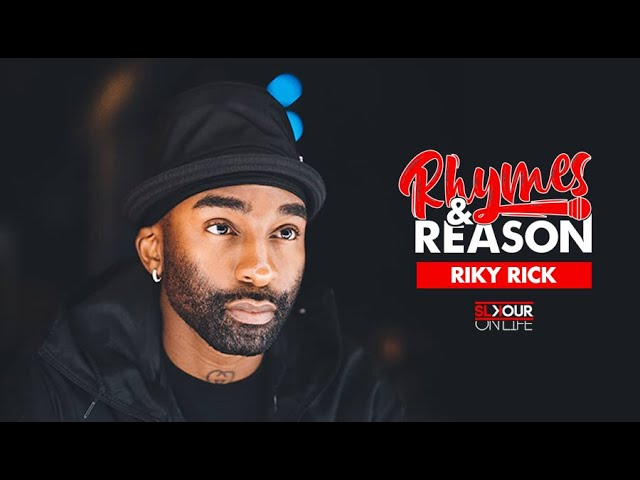 Riky Rick Joins Reason For The Lockdown Edition Of Rhymes And
