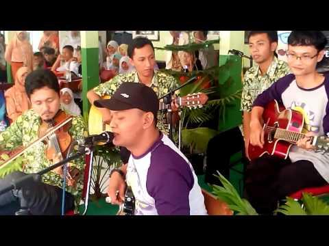 Perpisahan termanis by saga senior band