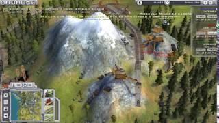 Sid Meier's Railroads - Escenario 4: Noroeste de Estados Unidos (Parte 1)