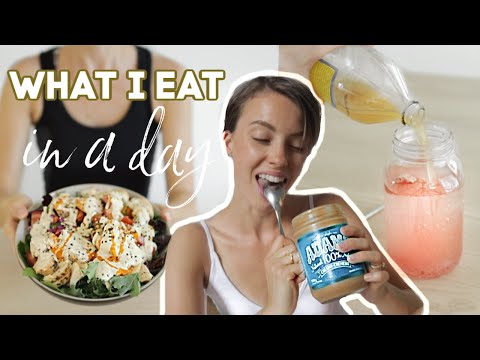 What I EAT In A Day | Dairy Free, Gluten Free, Sugar Free, Egg Free, ETC...