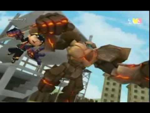Boboiboy Musim ke-3 (5 Januari 2014) - Episode 1 [FULL]