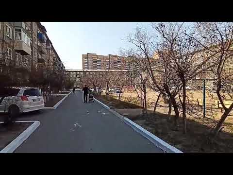 Обзор 2х комнатной квартиры в Улан-Удэ