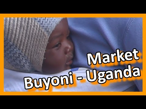 Uganda - Market day at Lake Bunyonyi