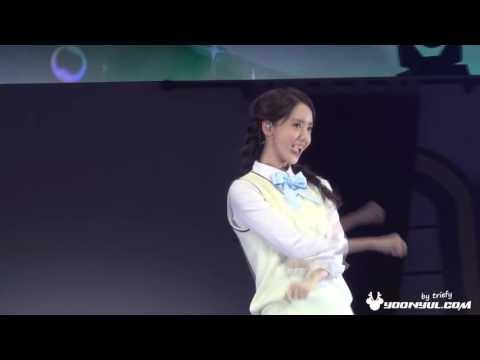 【Breath】160724 Fancam YoonA 1st Fan Meeting in China ChongQing 青春修炼手册