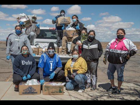 Navajo/Hopi Covid-19 Relief GoFundMe