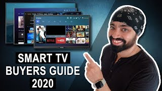 Smart TV Buyers Guide 2020 - Must watch before you buy a SMART TV