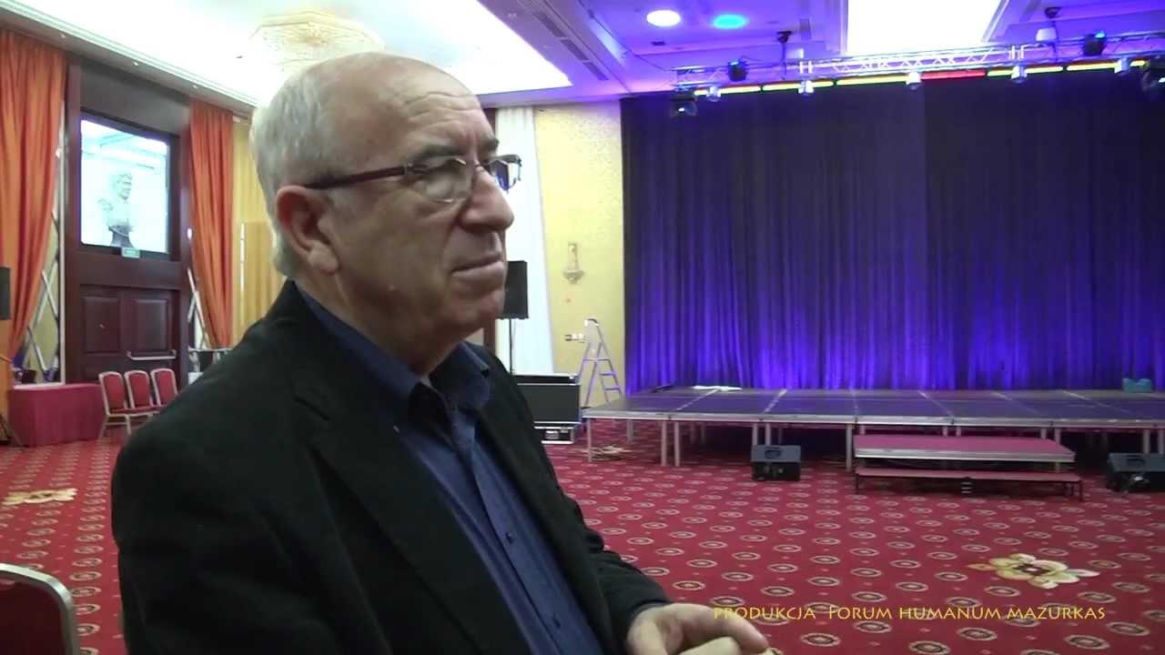 IV FHM Forum Humanum Mazurkas - A.Bartkowski-patriotyczne impresje,D.Olbrychski-wiersze