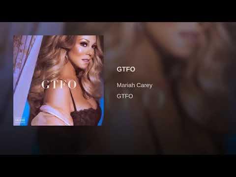 MARIAH CAREY - GTFO ( AUDIO )