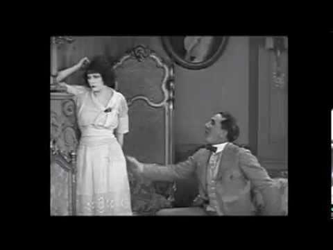 Tragic Vamp Barbara La Marr In The Nut (1921)