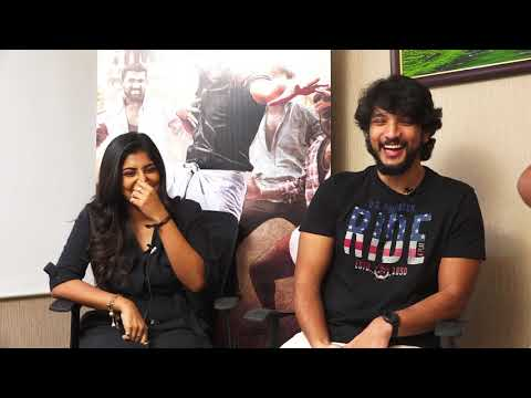 """"""" Me and Ajith have something in common """" Fun chat with Gautam Karthik and Manjima Mohan!"""
