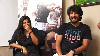 """ Me and Ajith have something in common "" Fun chat with Gautam Karthik and Manjima Mohan!"